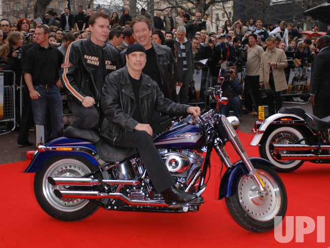 """WILD HOGS"" PREMIERE IN LONDON"