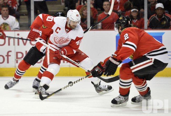 Detroit Red Wings vs. Chicago