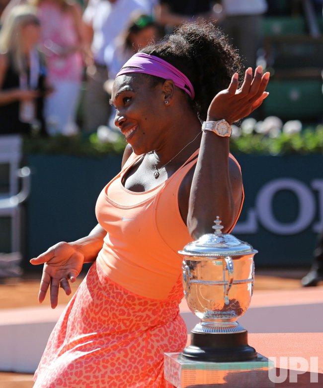 French Open tennis in Paris - Finals