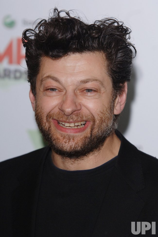 "ACTOR ANDY SERKIS AT ""EMPIRE FILM AWARDS"""