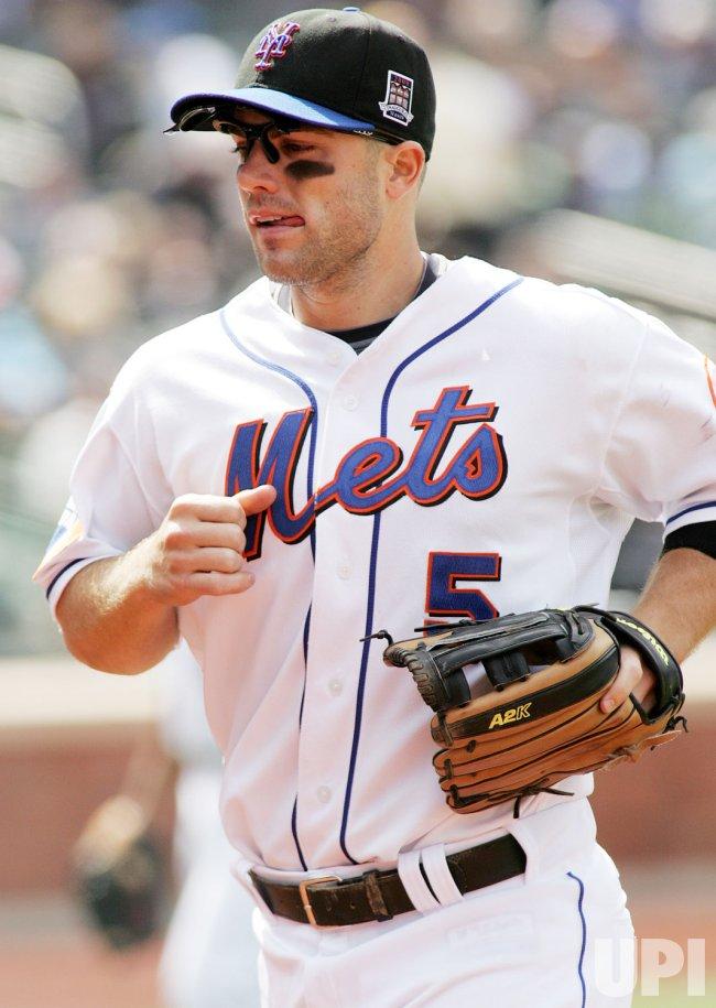 New York Mets vs Florida Marlins in New York
