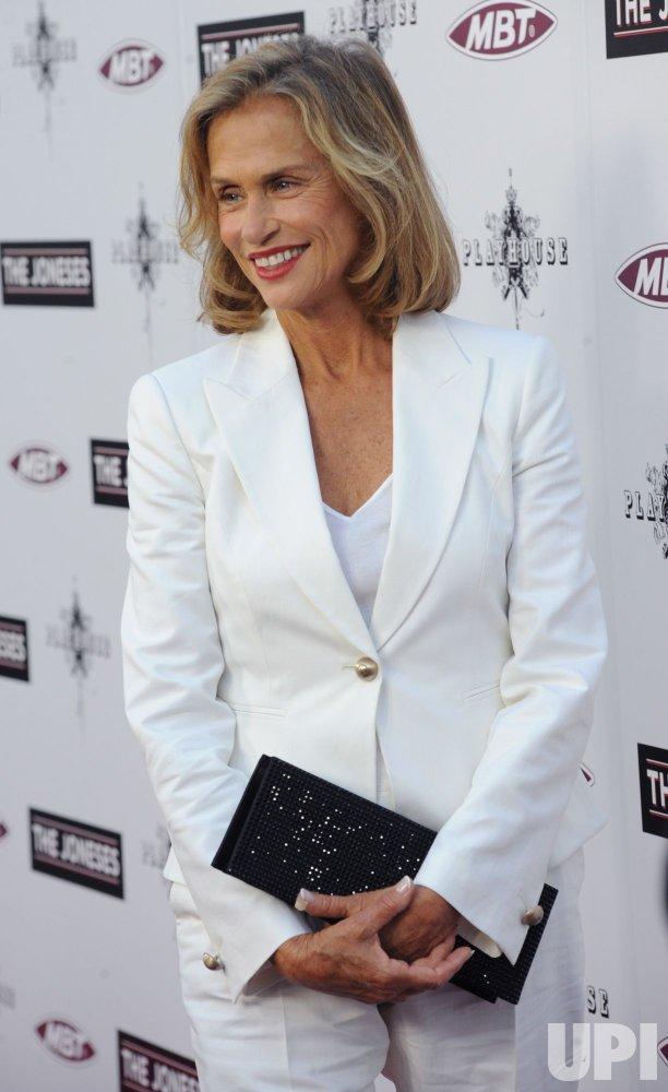 "Lauren Hutton attends ""The Joneses"" premiere in Los Angeles"