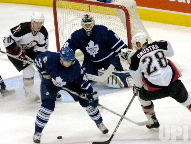 TORONTO MAPLE LEAFS VS BUFFALO SABRES