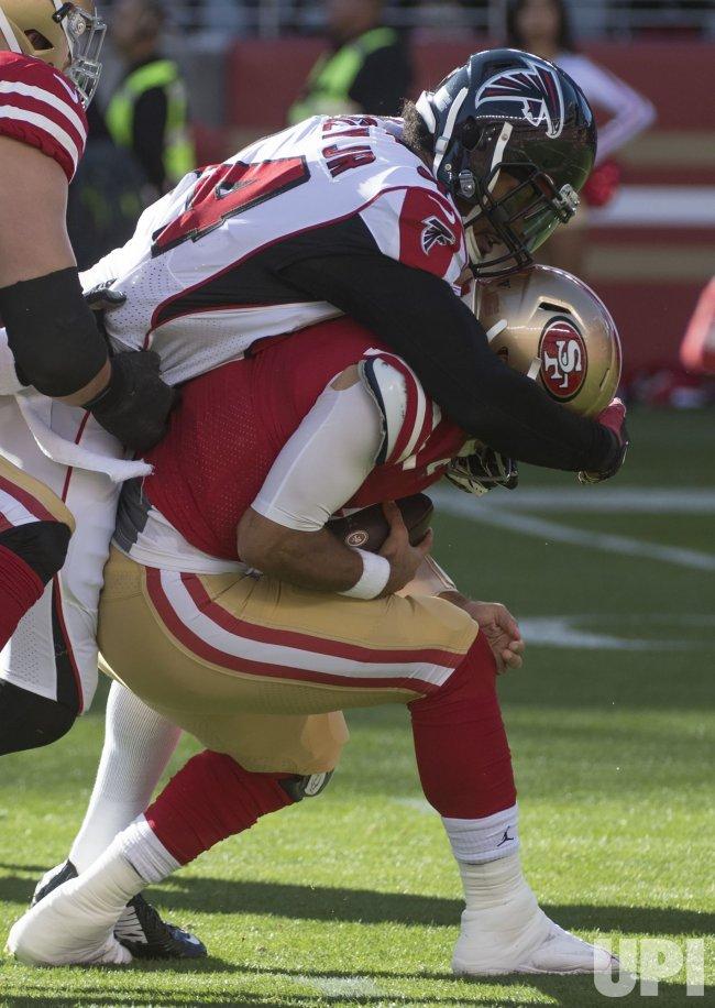 San Francisco 49ers vs Atlanta Falcons
