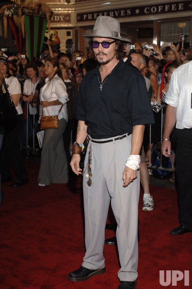 PIRATES OF THE CARIBBEAN PREMIERE