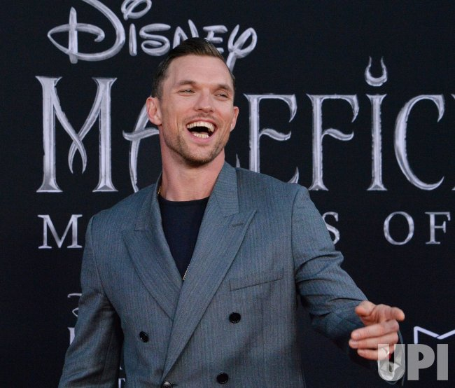 Ed Skrein Attends Maleficent Mistress Of Evil Premiere In