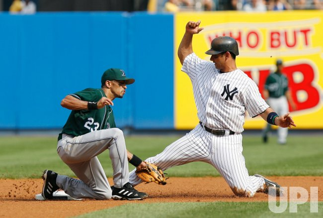 NEW YORK YANKEES VS TAMPA BAY DEVIL RAYS