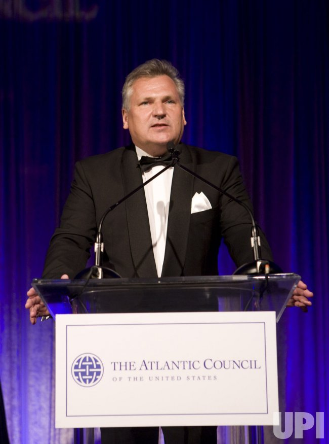 The Atlantic Council holds its 2008 annual awards dinner in Washington