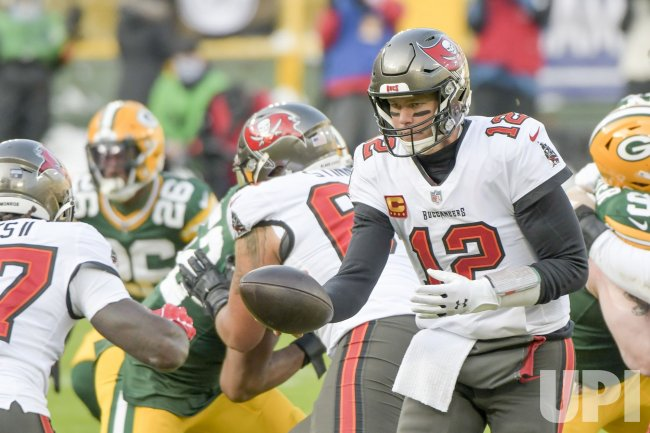 NFC Championship Buccaneers vs. Packers