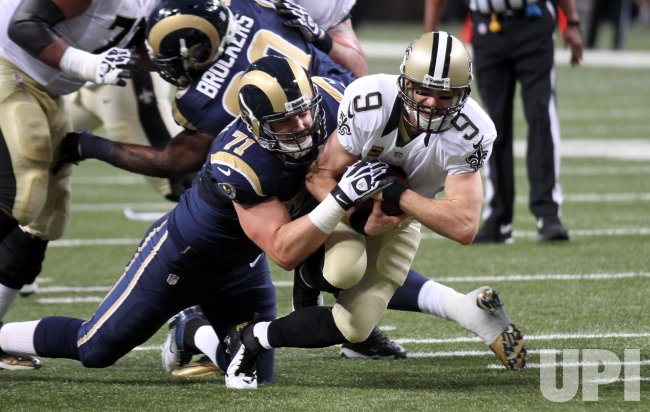 New Orleans Saints vs St. Louis Rams