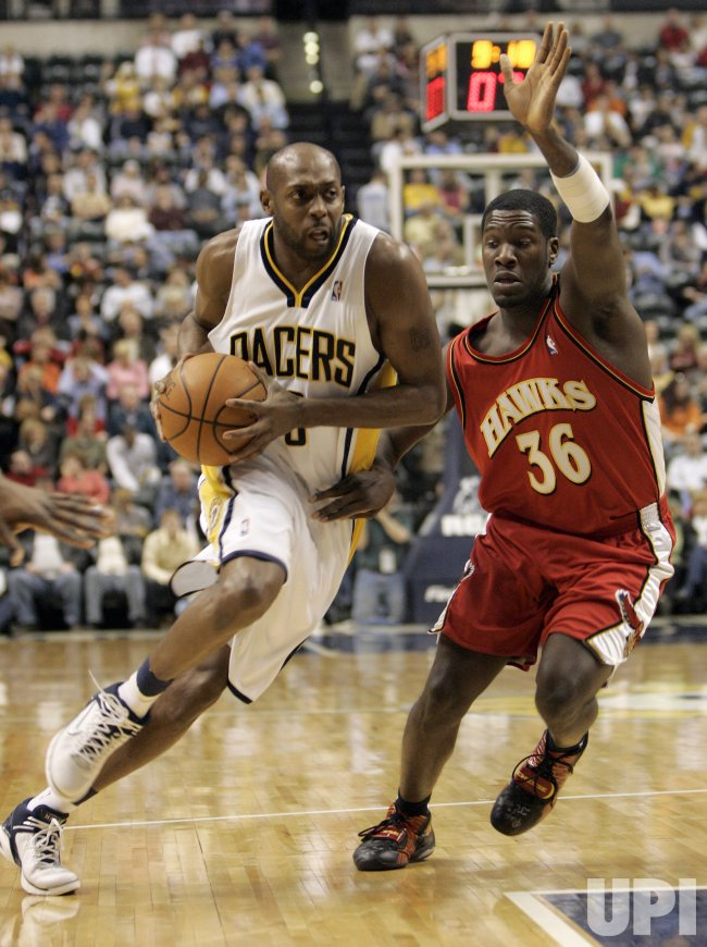 ATLANTA HAWKS vs INDIANA PACERS