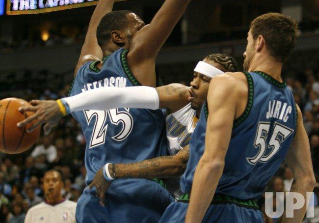 Minnesota Timberwolves vs Denver Nuggets