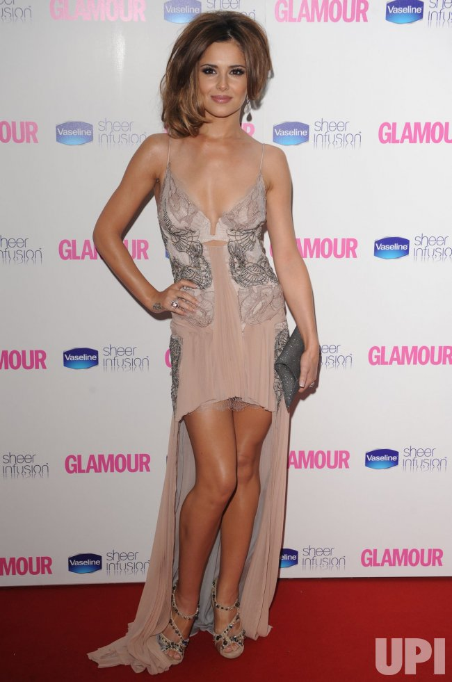 "Cheryl Cole attends ""The Glamour Awards"" in London"