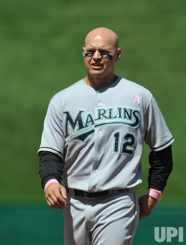 Florida Marlins' Cody Ross in Washington