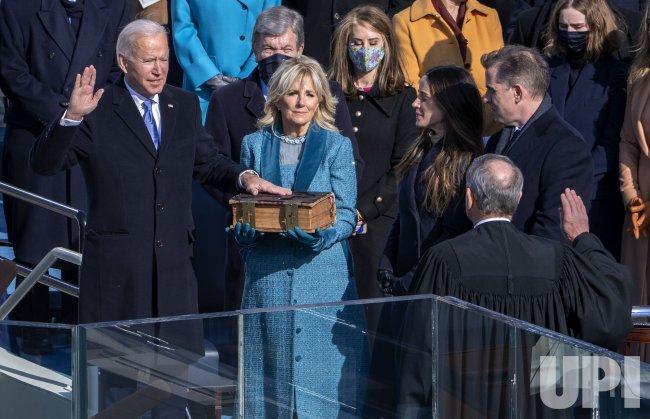 Inauguration of President Joseph Biden in Washington
