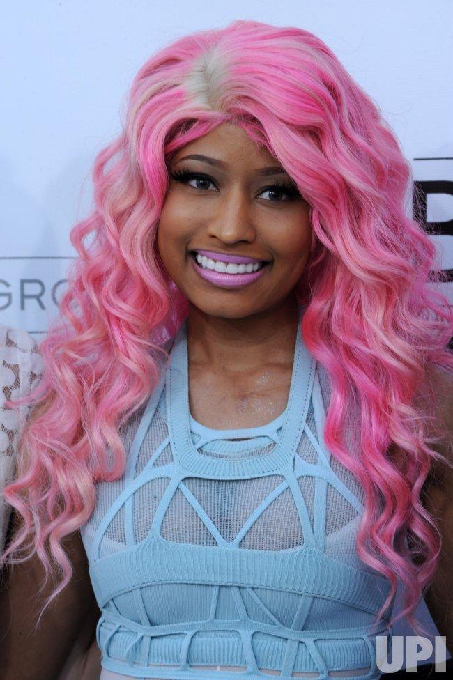 Nicki Minaj arrives at the 2011 Billlboard Music Awards in Las Vegas