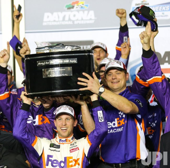 Denny Hamlin Wins 2019 Daytona 500