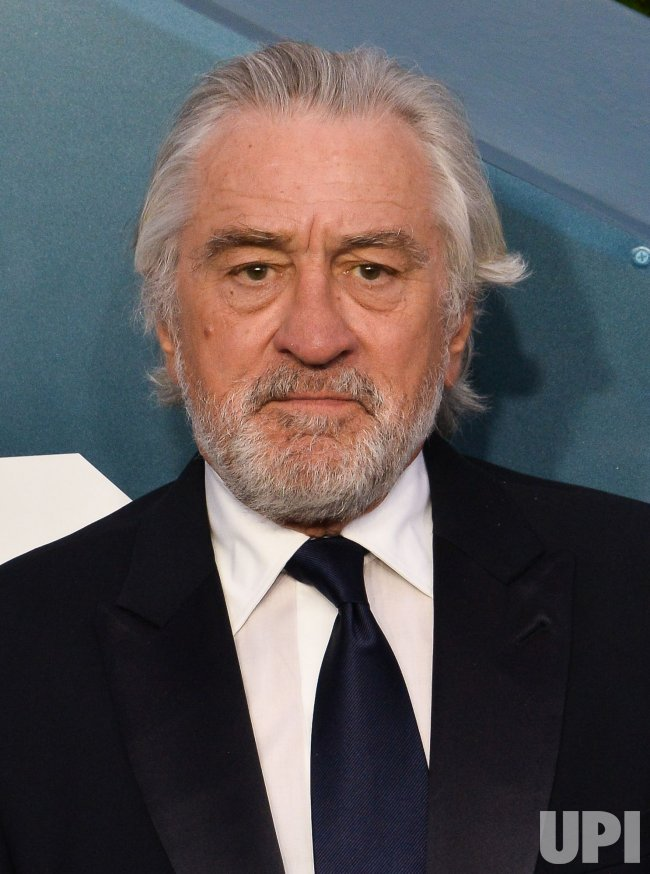 Robert De Niro attends the 26th annual SAG Awards in Los Angeles