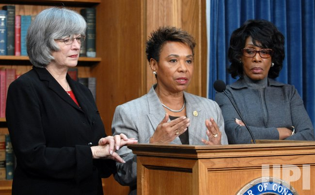 REPS. WOOLSEY, LEE, WATERS CALL FOR END TO WAR IN IRAQ
