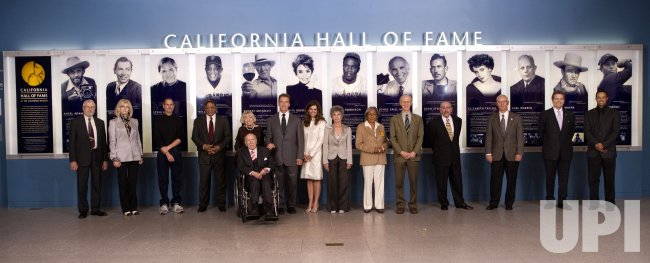 California Museum for History, Women and the Arts inductes 13 Californians, into the California Hall of Fame
