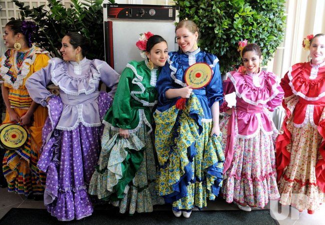 President Obama hosts a Cinco de Mayo reception at the White House in Washington