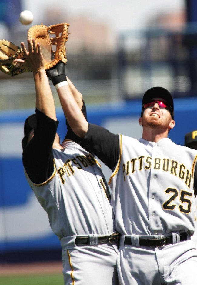 MLB Pittsburgh Pirates vs New York Mets