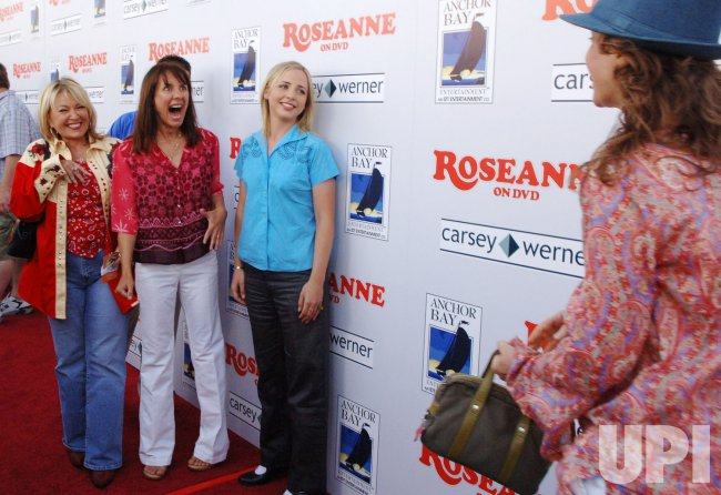 ROSEANNE SEASON ONE DVD LAUNCH PARTY