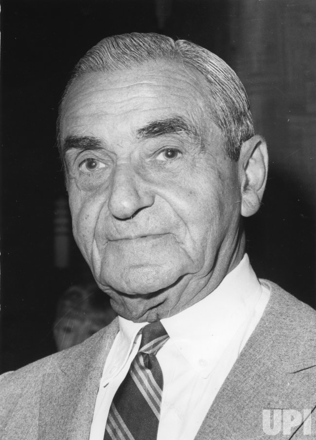 Composer and songwriter Irving Berlin