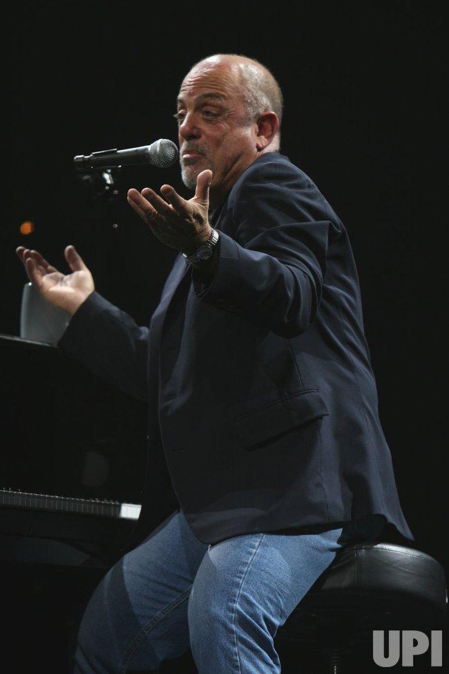 Billy Joel concert in Las Vegas