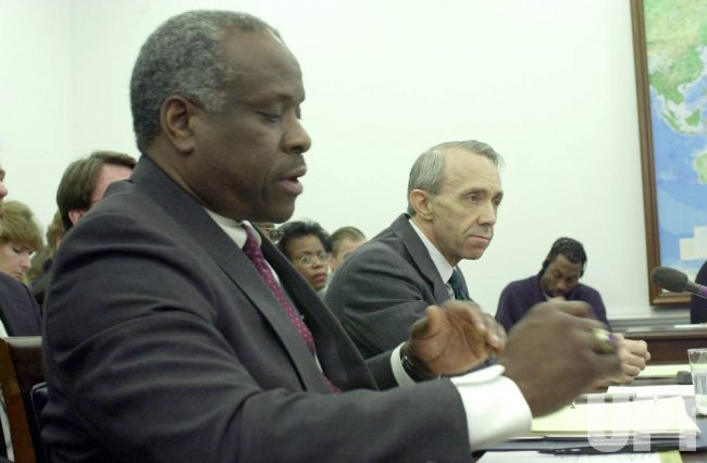 Supreme Court Justices testify