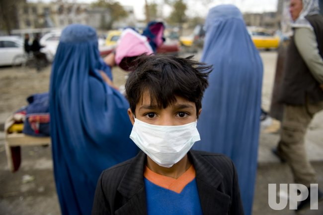 H1N1 Flu Cases On The Rise In Afghanistan
