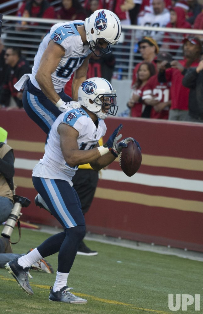 Tennessee Titans Head Coach Mike Mularkey loses to 49ers