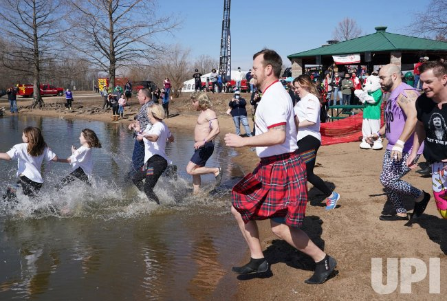 Polar Plunge Benifits Special Olympics Of Missouri