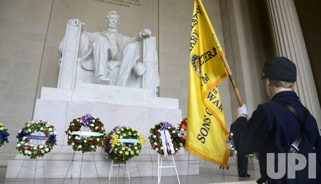 National Park Service hosts event to mark Lincoln's 209th birthday
