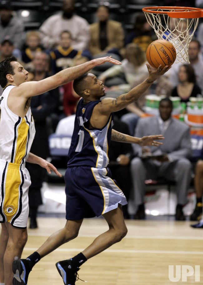 MEMPHIS GRIZZLIES VS INDIANA PACERS