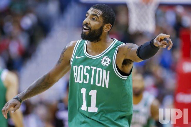 Boston Celtics at Washington Wizards