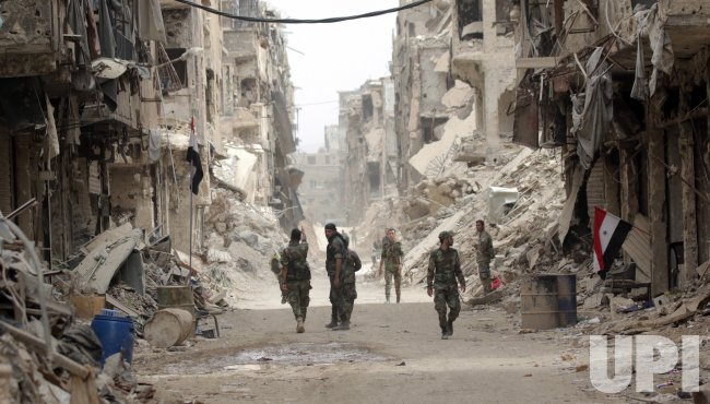 Syrian regime in full control of capital Damascus