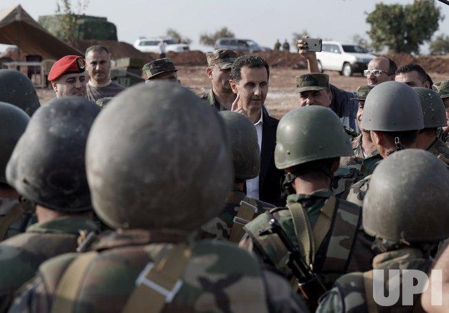 Syrian Arab Army deployment to northeastern countryside