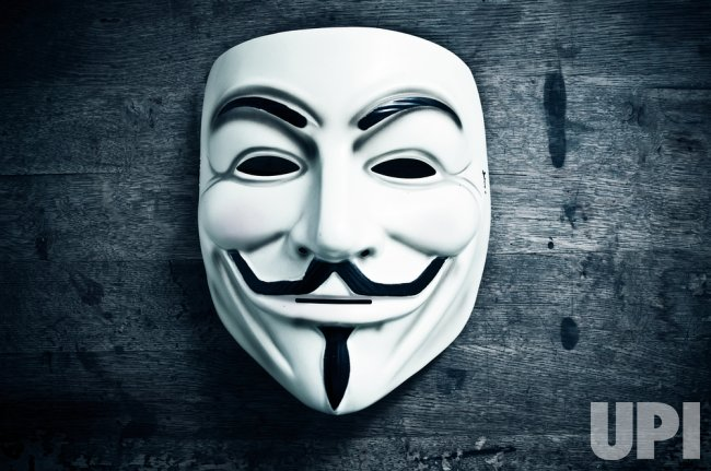 Anonymous mask - Pictures of anonymous mask ...