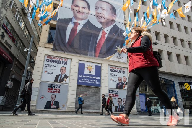 Local elections in Turkey