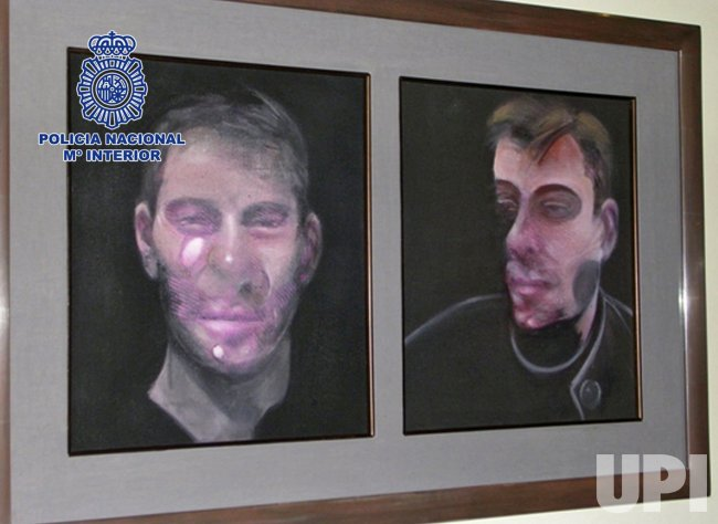 Seven people arrested for stealing five Francis Bacon's artworks