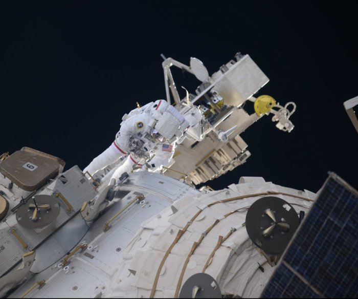 Watch live: Astronauts venture outside ISS for first spacewalk of 2019