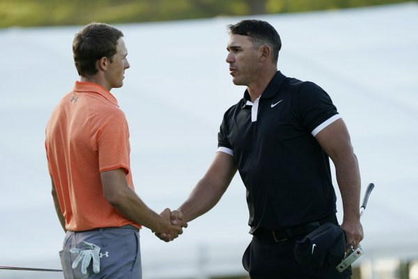 Moments from the PGA Championship