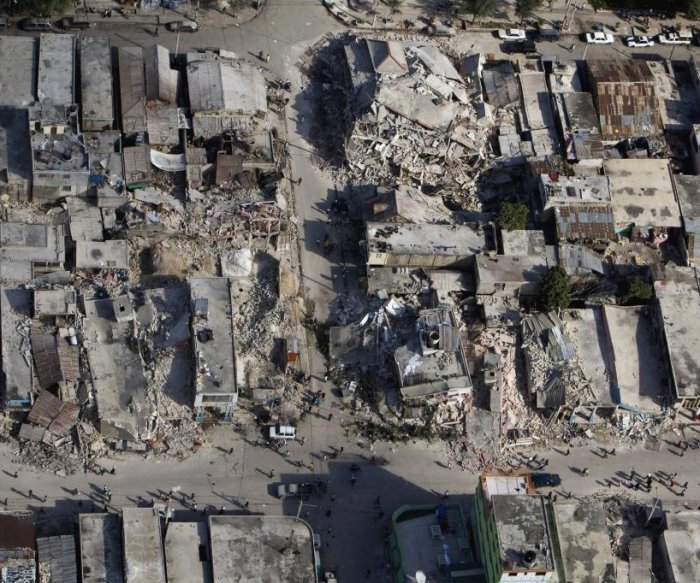 Trump admin ends protection for Haitian quake immigrants