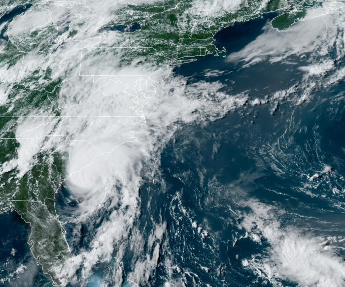 Isaias will make landfall in N.C. as Category 1 hurricane, NHC says