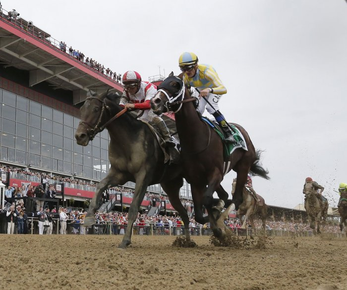 Cloud Computing wins the Preakness