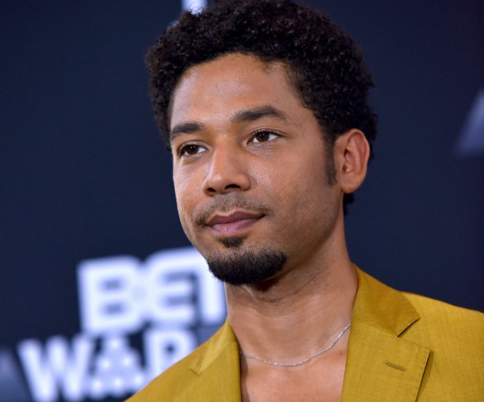 'Empire's' Jussie Smollett arrested for filing false police report