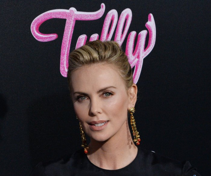 Charlize Theron, Mackenzie Davis attend 'Tully' premiere