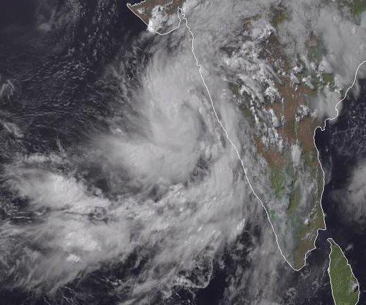 Cyclone Nisarga makes rare landfall in western India