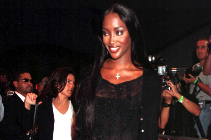 Naomi Campbell turns 50: a look back